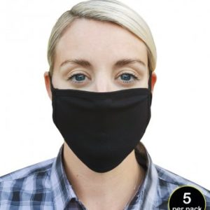 Reusable & Washable Face Masks